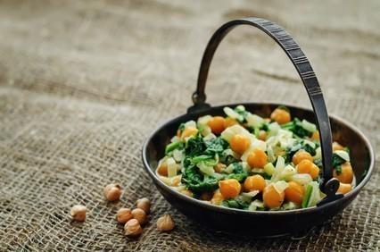 curry légumes