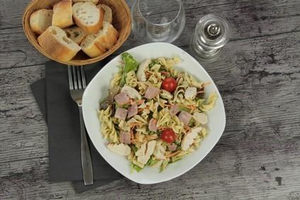 1 salade minceur rassasiante c'est possible ?