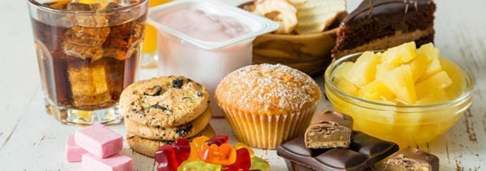 repas diététique sucre interdit