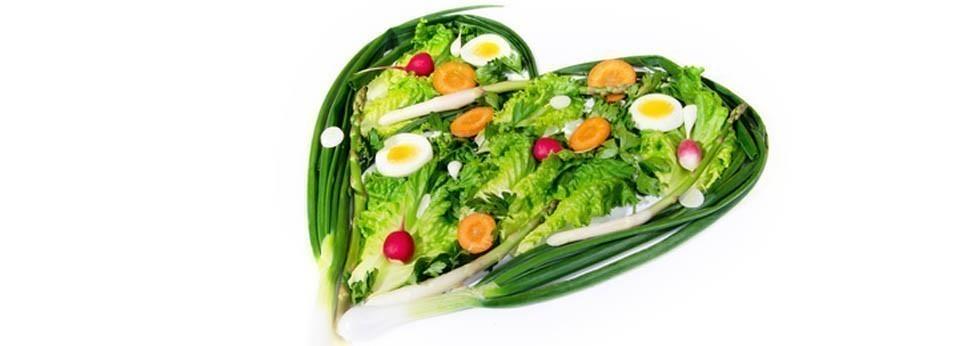 Repas minceur légumes
