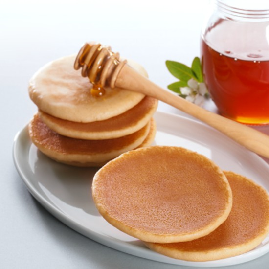 Menu minceur pancakes