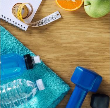 Programme minceur : suivi de l'activité physique